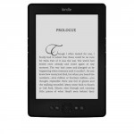 Kindle 6 E Ink Display Wi-Fi - Includes Special Offers (Black)