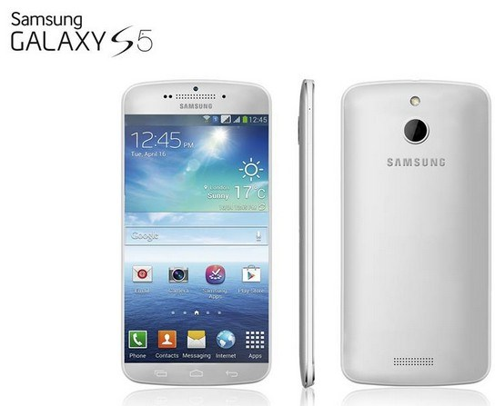 Introducing The Highly Anticipated Samsung Galaxy S5!